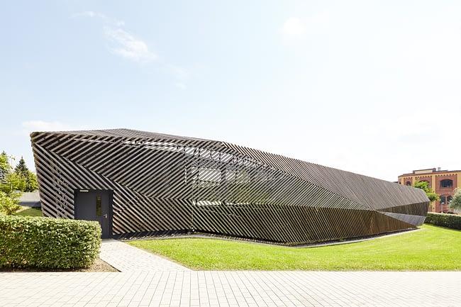 Exterior #01 | Parkhaus Schilde-Park | MAIPLATZ FOTOGRAFIE