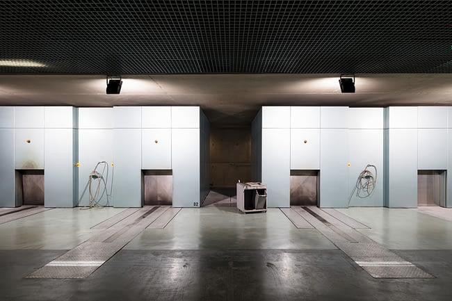 Basement #01 | Krematorium Baumschulenweg | MAIPLATZ FOTOGRAFIE