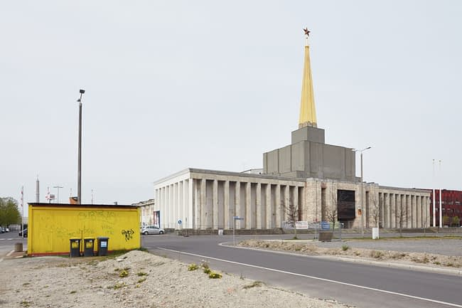 Sowjetischer Pavillon Leipzig | Sozialistischer Klassizismus | MAIPLATZ FOTOGRAFIE