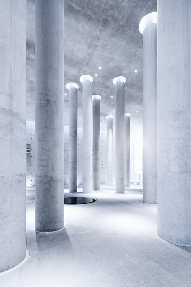Interior #01 | Krematorium Baumschulenweg | MAIPLATZ FOTOGRAFIE