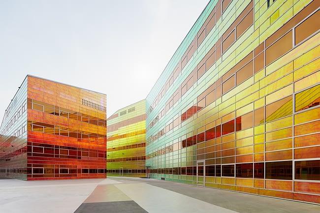 Exterior #01 | La Défense Offices | MAIPLATZ FOTOGRAFIE