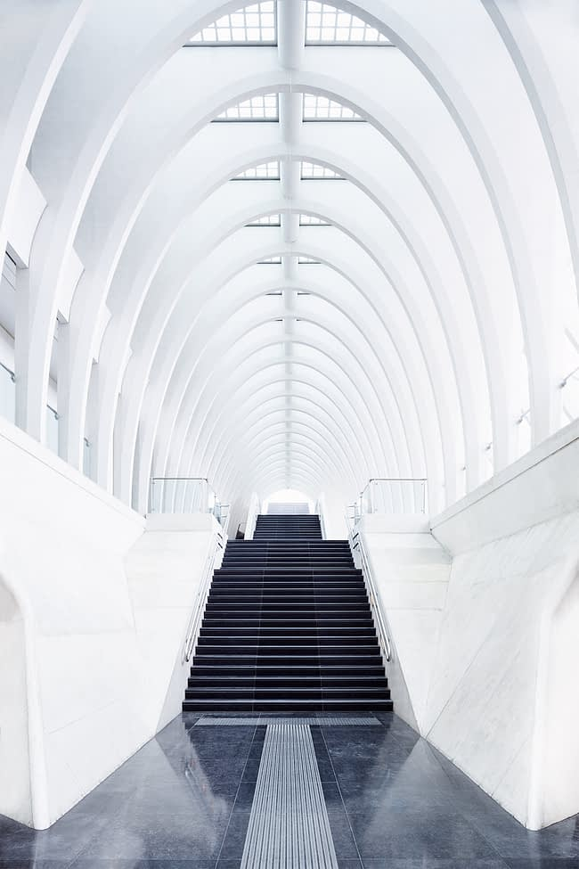 Interior #01 | Gare de Liège-Guillemins | MAIPLATZ FOTOGRAFIE